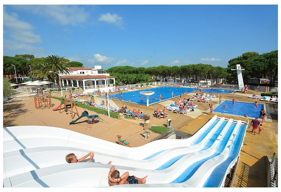 Campsite Sandaya Cypsela Resort